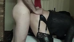my sissy getting fucked