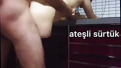Turkish Mutfakta Sikis Var