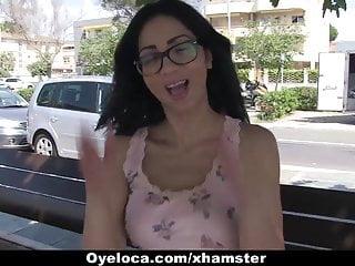 Hot blone latina naked Oyeloca - sexy latina naked around barcelona