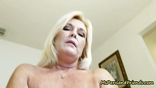 Ms Paris and Her Taboo Tales-Creampie