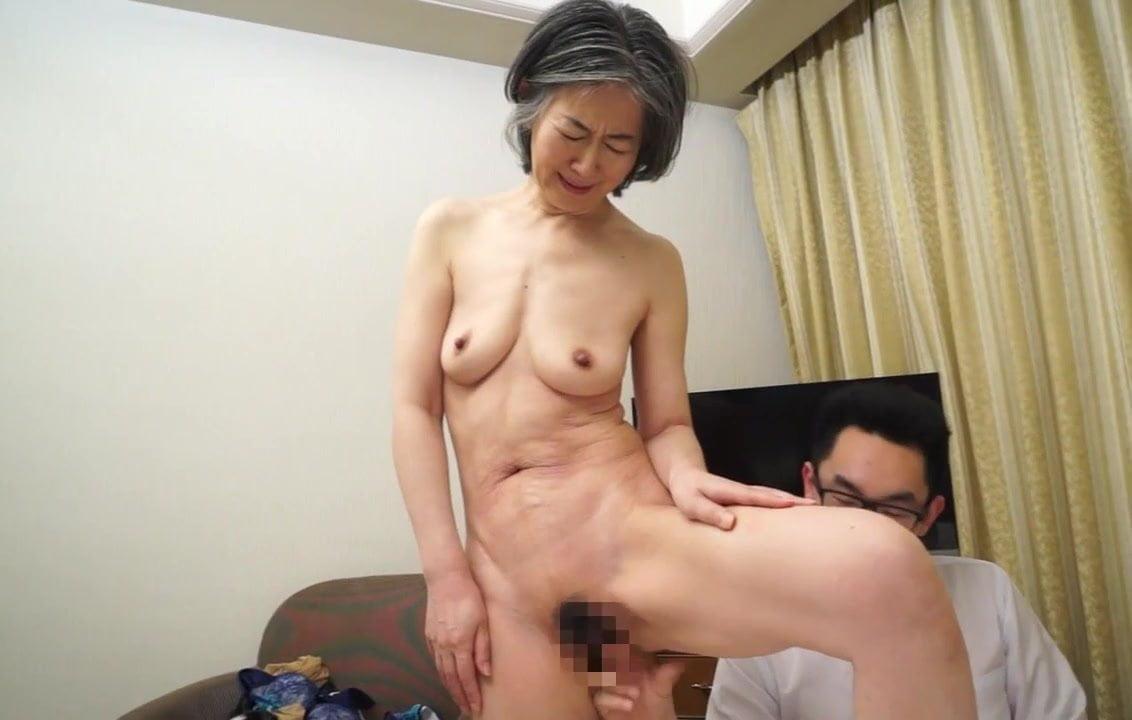 Japanese mom forced orgasm