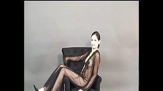 Ziva Galore - See Through Dress