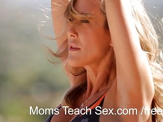 How to abstain rom having sex - Mom teaches teen couple how to have hot sex