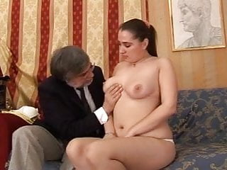 Amutuer pantyhose Mom and not her son