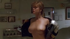 Erika Eleniak Topless & ass