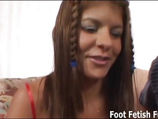 You can fuck my sister - Worship my feet and maybe you can fuck me
