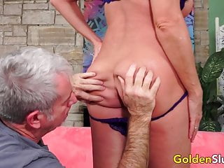 Andi pussy pink - Gorgeous mature beauty andi james gets her pussy drilled