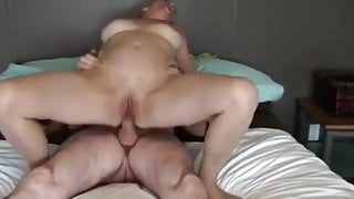MILF Cowgirl loves anal