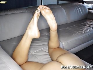 Fetish perfect soles and arches Only female feet: miss brat perfect soles