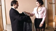 French pussy  fucked in hotel