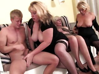 Drunk moms and boys fucking videos Mature sex bombs moms and grannies fuck a boy