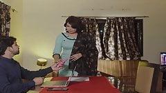 Bhabhi aunty has girls only sex education books