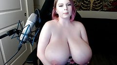 Massive Tits of a Pregnant Goddess