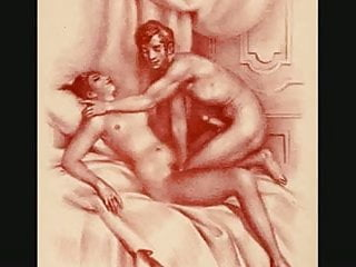 Free erotic art with tushies - Erotic art