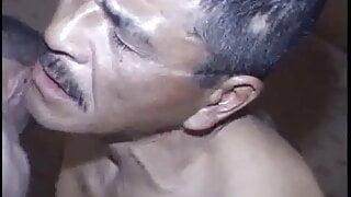 japanese Old Man 735