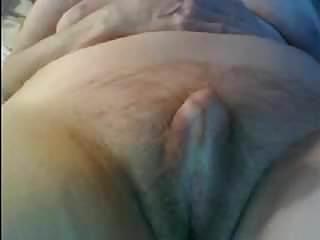 Grani fuck Grany huge big clit