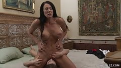 Mature Babe Is First But She Gives In Finally