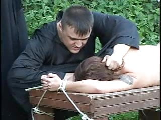 Nude men tortured in dungeons Nude torture