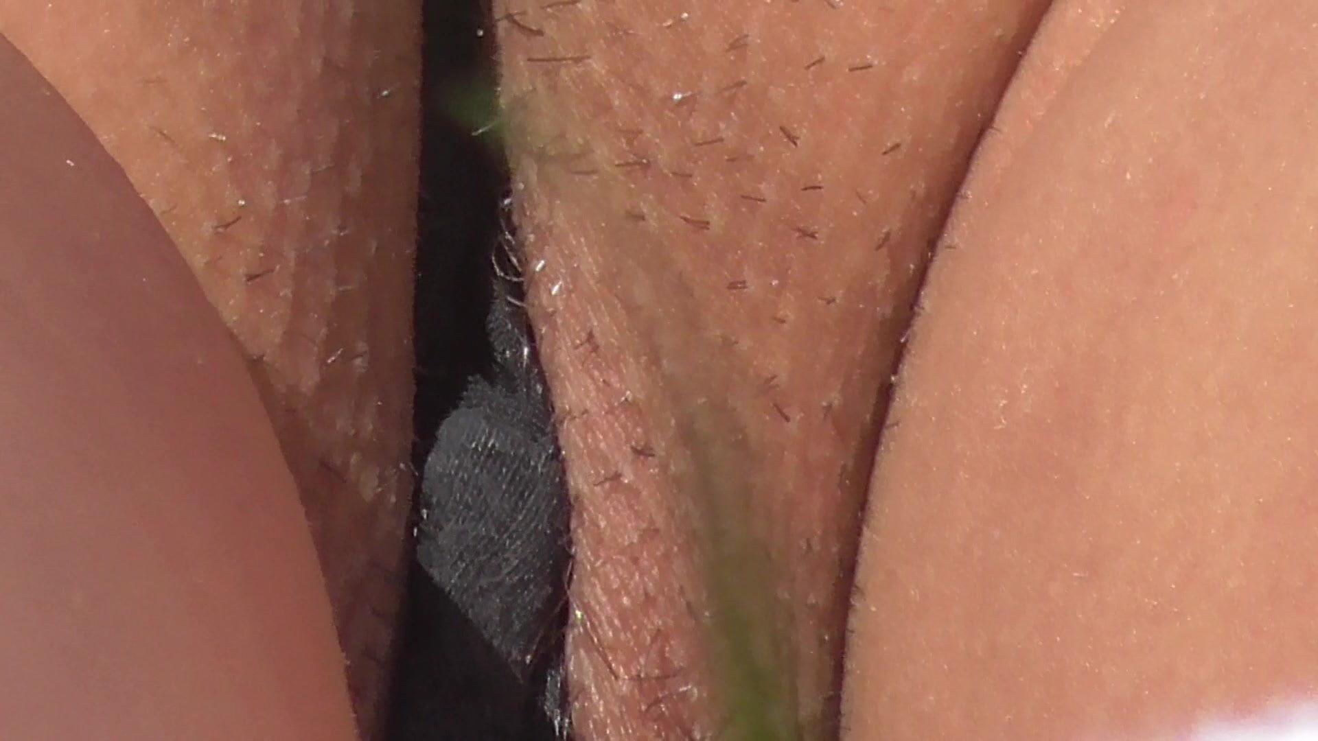 Pussy slip in Cock Slips