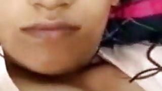 Mallu kerala wife video call ....