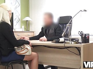 Free video waiting on the dick - Vip4k. agent cant wait to push his dick in adorable blanche