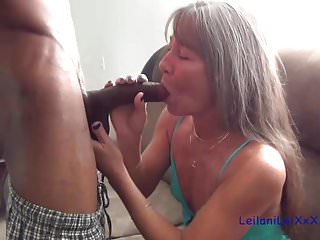 Tyreese dick - Im horny again - milf wants big black dick