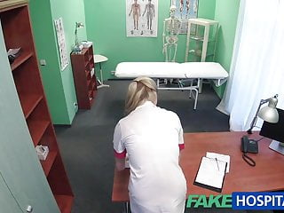 Medical voyeur free videos Fakehospital sexy nurse wants a quick fuck