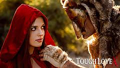 TOUGHLOVEX Red Riding Hood Scarlett meets Werestud