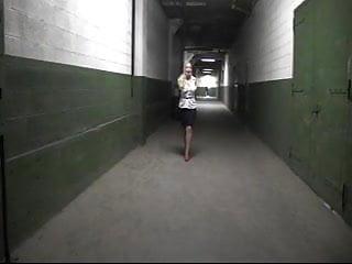 Escape into bondage - The full blonde couldnt escape