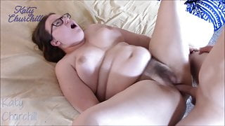 Katy Churchill Fucked by Big Cock Anal BJ Doggy Style Facial