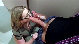 Sunny Lane Masturbating Teacher