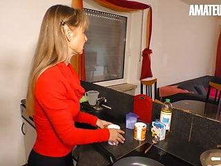 Naked married blonde hair woman - Amateureuro deutsch married woman fucks when husband is away