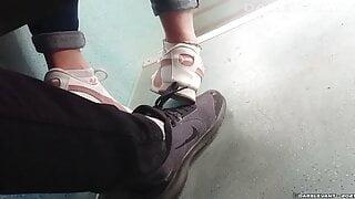 feet trample 14 cft14