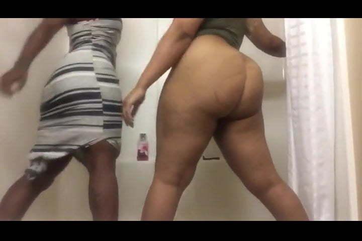 Thick Black Ebony Taking Dick