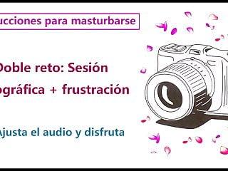 Xxx video espanol Joi hentai en espanol. charlotte y su sesion fotografica.