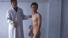 Chinese army medical exam
