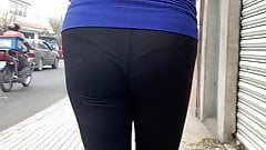 Milf Ass Walking . View Thong Line