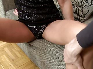 Mom fucked the neighbors son Beautiful mature mom fucked by a young son