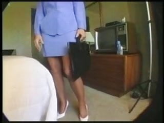 Ibm managers suck Granny threesome 2 the slutty hotel manager pops in