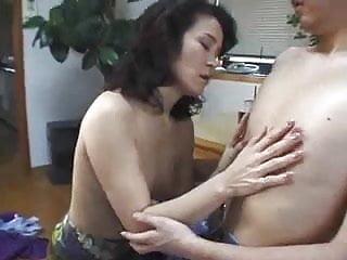 Mom porno japan Japanese mom:
