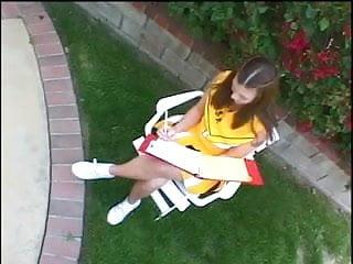 Banged cheerleader teen - Bangs the cheerleader teen,by blondelover