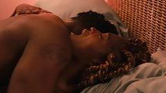 Black Vixen Yolonda Ross gets her Ass & Pussy Massaged Deep