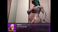 My new Life: REVAMP - Wet dreams with stepmother (39)