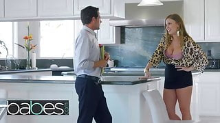 Britney Amber, Tyler Nixon - The Breeders  Part 2 - BABES