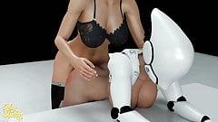 3D Futanari Dickgirl