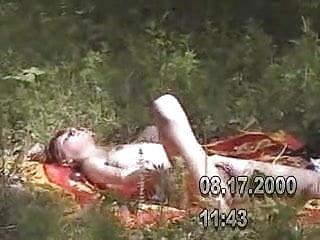 Nude granny masterbation videos Nude park masterbation pt1