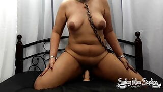 Filipina Slave released from Chastity