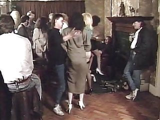 Belfast pubs with strippers Vintage 80s british pub strippers get friendly