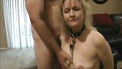 Tit Slapping and Fucking Obedient Wife