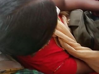 2 dicks one hand Tamil hot aunty enjoyed dicking in bus by her hand part:2
